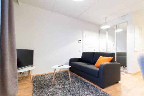 Top floor studio apartment in Center of Lappeenranta (ID 8821)