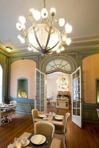 Foto's van Charme Hotel Charme Hancelot in Gent