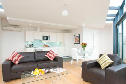 Cleyro Serviced Apartments - Finzels Reach,Bristol