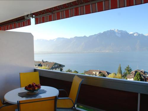Apartment Residence Bellevue, Montreux