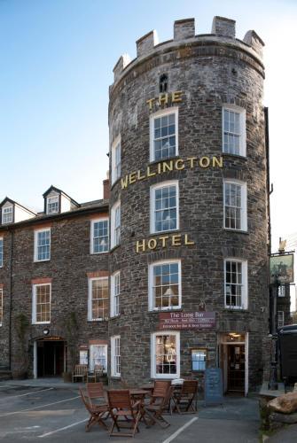 Wellington Hotel, The,Boscastle