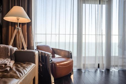 Junior Suite met uitzicht op zee (Junior Suite with Sea View)