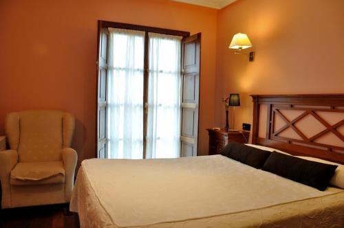 Habitación Doble Hotel Puerta Del Oriente 10