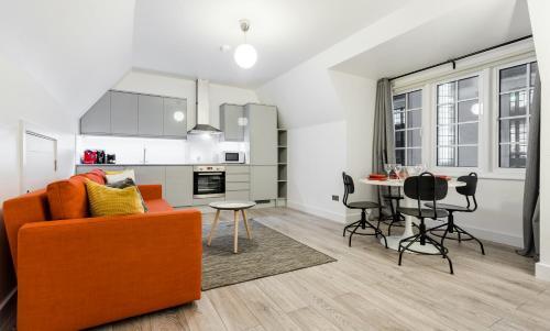 Luxury Apartments in Kensington