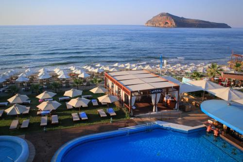 Thalassa Beach Resort****  in Agia Marina