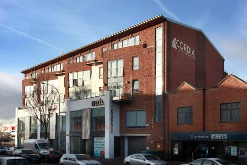 Photo of Cordia Serviced Apartments Hotel Bed and Breakfast Accommodation in Belfast Antrim