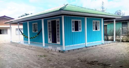 Casa temporada - Ilha de Superagui