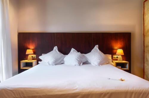Standard Doppelzimmer mit Aussicht Hotel La Casueña 5
