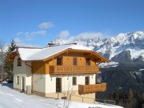 Haus Stocker - Apartment mit 1 Schlafzimmer und Balkon
