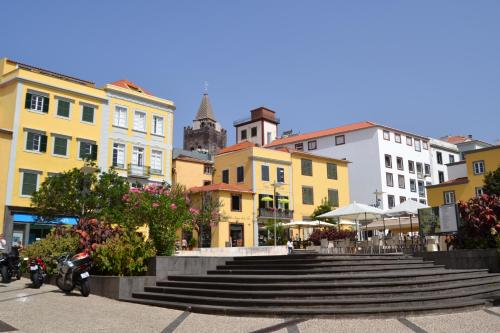 Central Studio in Funchal 1N