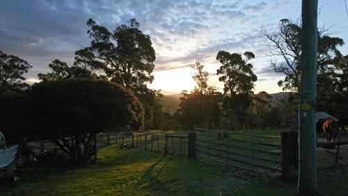 Glengarry farm stay BnB