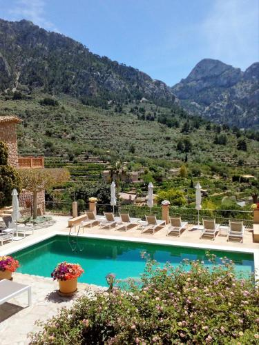 One-Bedroom Apartment with Terrace (2 Adults) Hotel Apartament Sa Tanqueta De Fornalutx - Adults Only 3