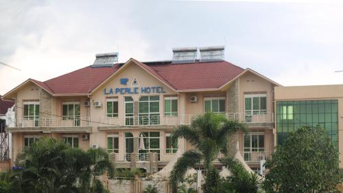 La Perle Hotel Bujumbura, Bujumbura