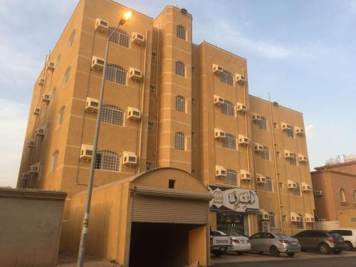 Qasr Al Mashreq Furnished Units, Muḩāyil