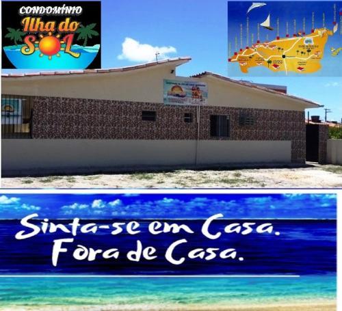 Temporada Casa na Ilha de Itamaracá