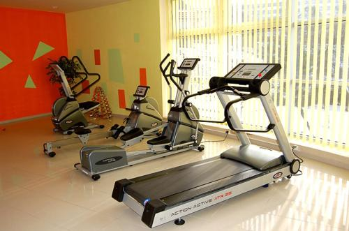 centre de fitness Hotel Centrum & Wellness