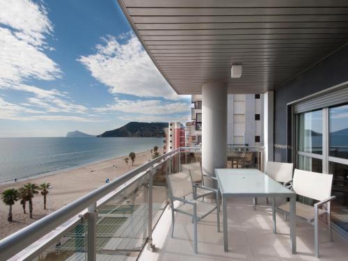 Apartamentos Vista Bella, hotel en Calpe
