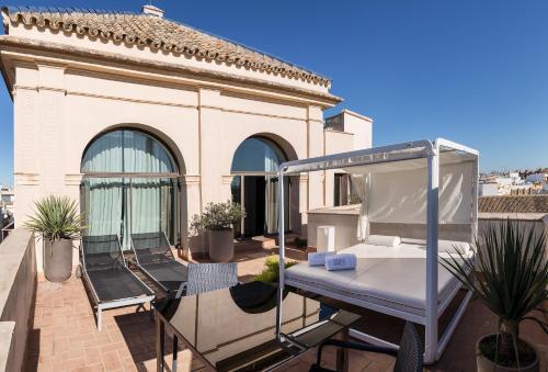 Suite Hotel Palacio De Villapanés 6