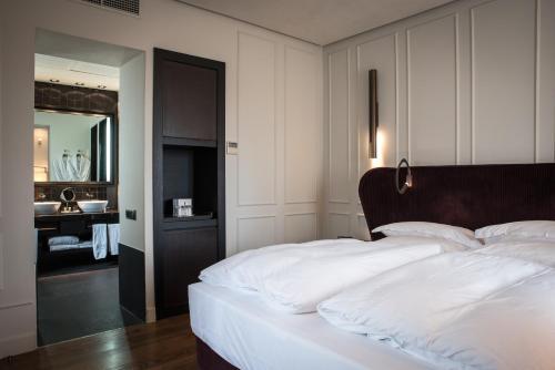 Habitación Doble Deluxe Hotel Palacio De Villapanés 5