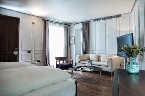 Habitación Grand Deluxe Hotel Palacio De Villapanés 7