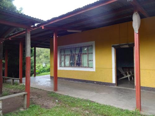 Ecoalbergue Canta Gallo, Valle San Andrés