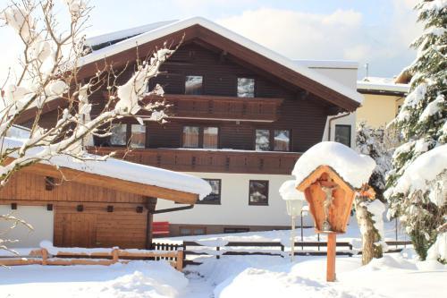 Gästehaus Waldrand Garni