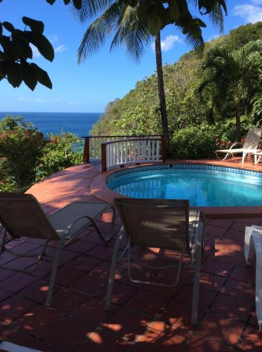Hibiscus Cottage, Marigot Bay