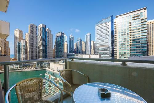 Kennedy Towers - Al Majara, Dubai