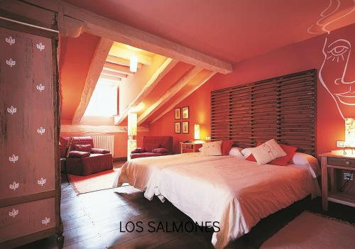 Habitación Triple - Uso individual Casona Camino Real De Selores 4