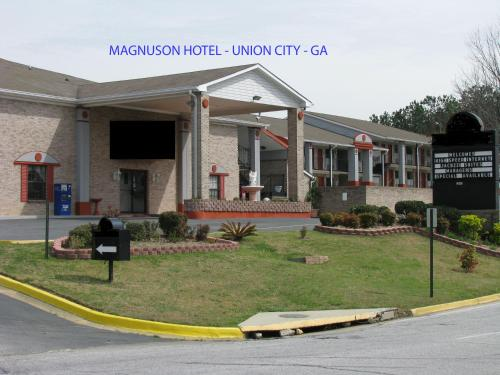 Magnuson Hotel Atlanta South