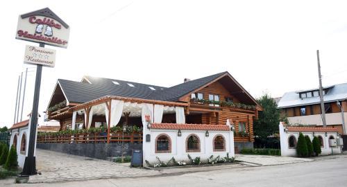 HotelColiba Haiducilor Bucovina
