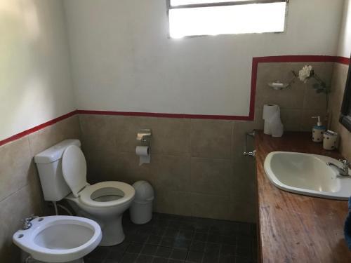 La Casa de Santi, Puerto Ybapobó