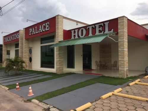 Tocantins palace hotel