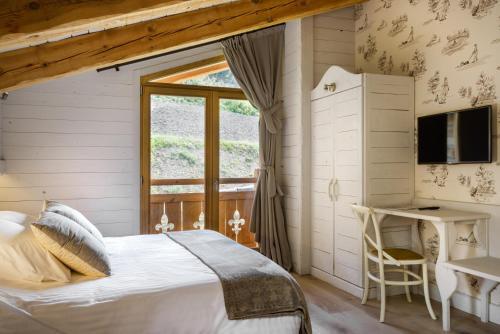Double Room Hotel Viñas de Lárrede 12