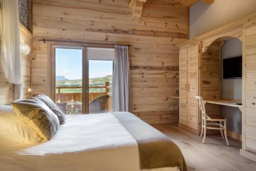 Superior Double Room Hotel Viñas de Lárrede 14