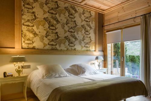Superior Double Room Hotel Viñas de Lárrede 15