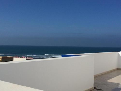 Asilah Suberbe Appartement Terrasse vue sur Mer, Asilah