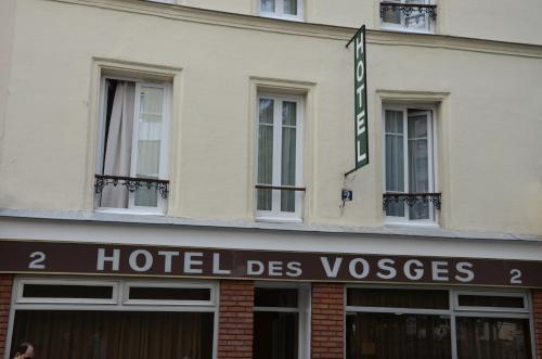 Отель Hotel des Vosges 0 звёзд Франция