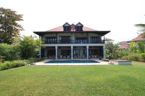 Villa de maître Seychelles, Mahe