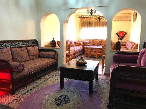 Marrakech - Gueliz 2 chambres, Marrakesz