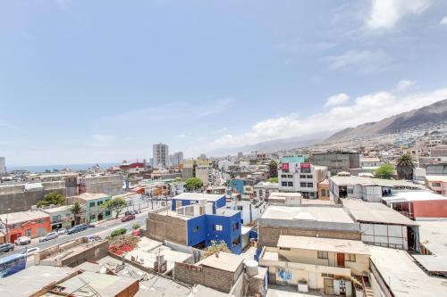 Viaje a Antofagasta, Antofagasta