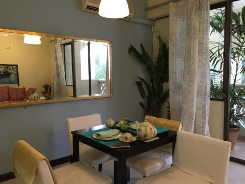 Cosy corner in stylish Tivoli Villas Bangsar