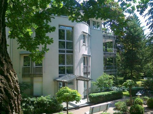 Villa Seepark - Ferienwohnung 2, Херингсдорф