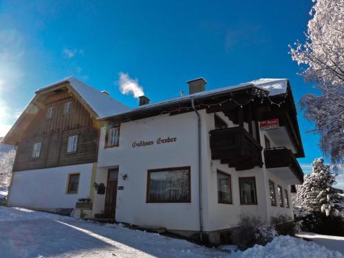 Gasthaus Gruber - Apartment