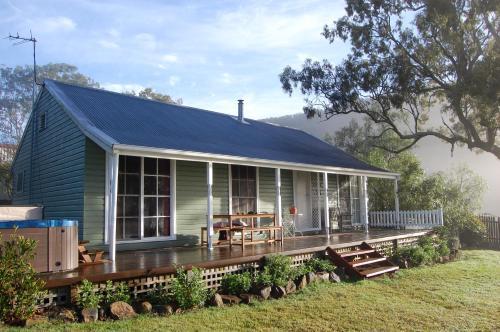 Cadair Cottages