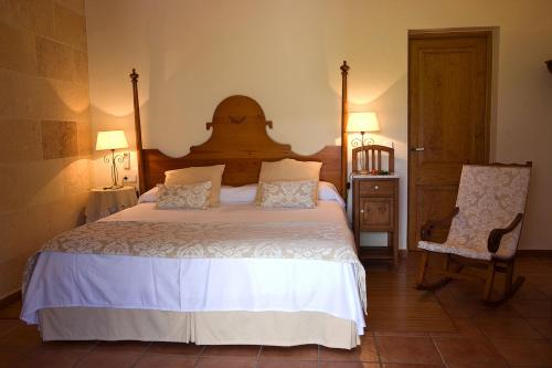 Double or Twin Room Hotel Rural Morvedra Nou 11