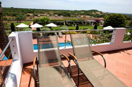 Superior Double or Twin Room with Garden View Hotel Rural Morvedra Nou 1