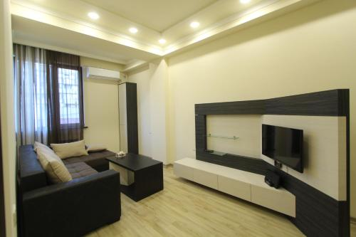 apartment in new building in small center, Yerevan