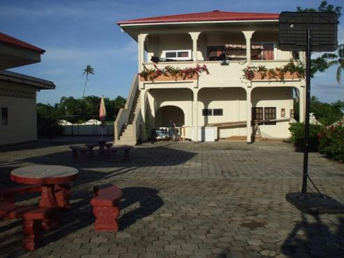 Huize Sherida in Nickerie, Nieuw Nickerie