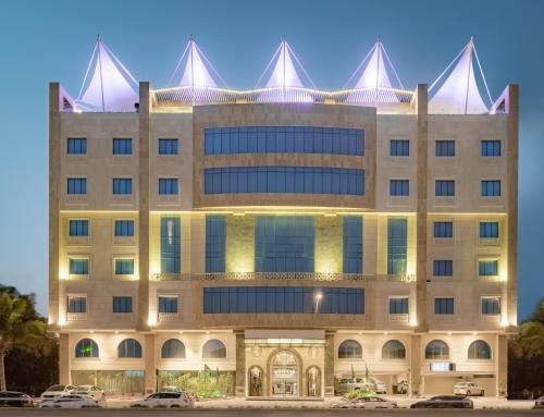 Konoz Al Yam Hotel Jeddah, Djedda